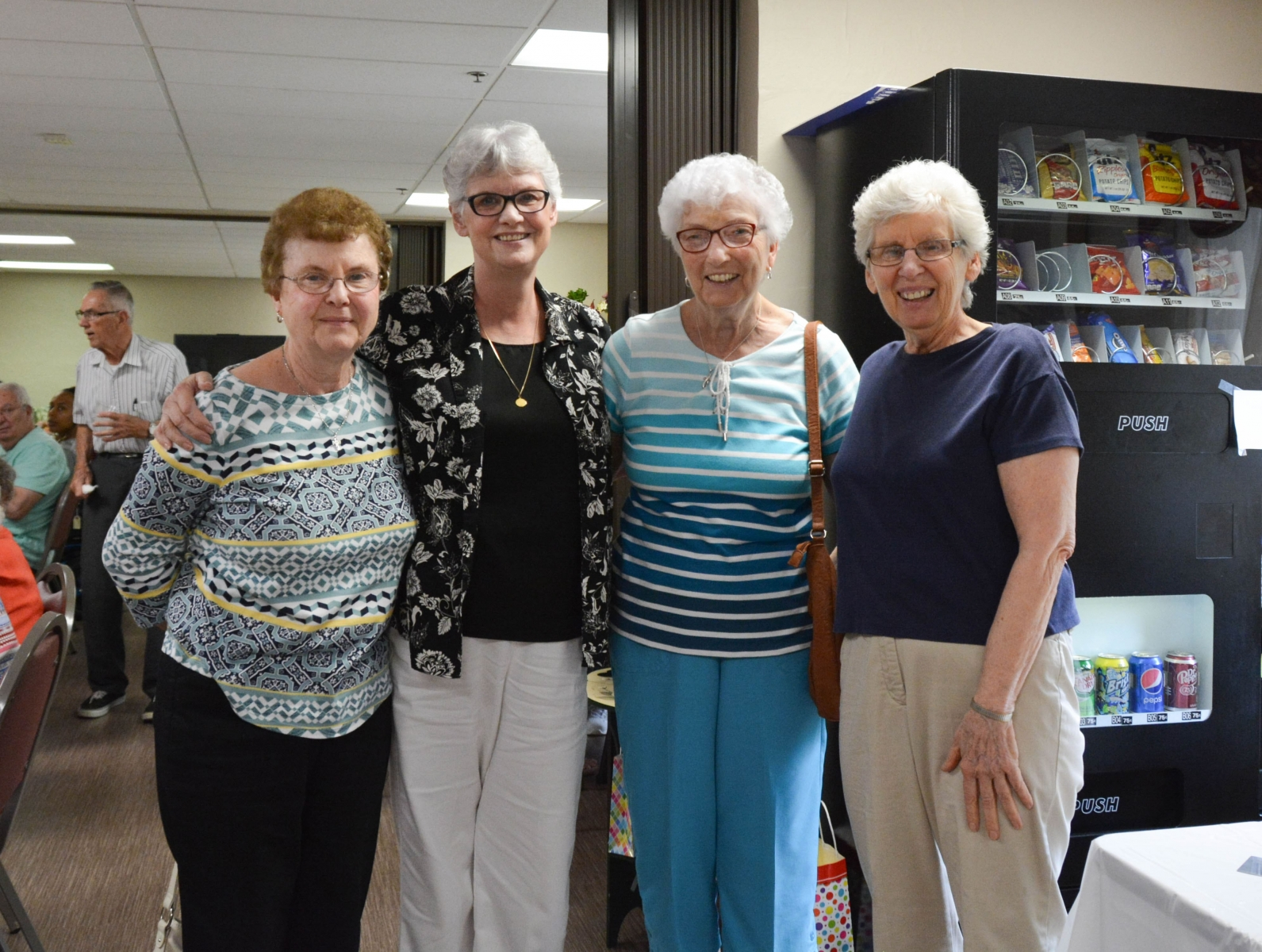 Celebrating Sister Liz Brush