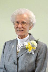 Sister Alberta Grimme