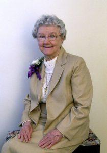 Sister Rosemary Snyder