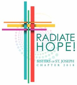 Radiate Hope! Sisters of St. Joseph Chapter 2018