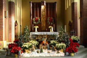 Christmas Mass @ Sisters of St. Joseph Chapel