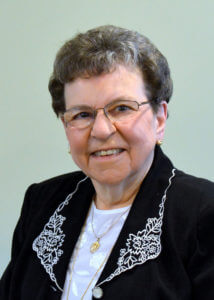 Sister Anne Celine portrait