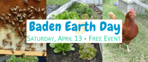 Baden Earth Day - A free community event! @ Sisters of St. Joseph Grounds | Baden | Pennsylvania | United States