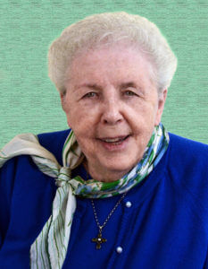 Sister Donna Marie (Carolyn Marie) Beck