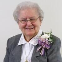 Portrait of Sister Mary Dominic Ravotti