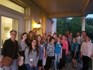 Sisters of St. Joseph welcome millennials to a Nuns and Nones gathering