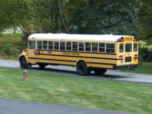 Seton LaSalle school bus