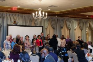 Unity Choir performs in Beaver County, PA