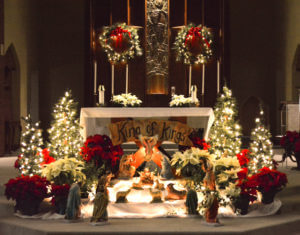 Christmas Mass @ Sisters of St. Joseph Motherhouse Chapel