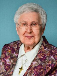 Sister Frances Rooney, CSJ