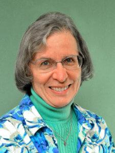 Portrait of Sister Cynthia Prezkop