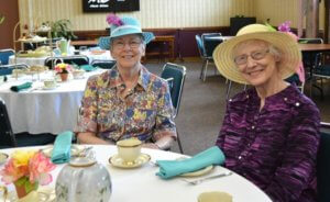 Auxiliary Spring Luncheon (Virtual) @ Virtual