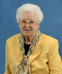 Sister Eleanor McCoy, CSJ