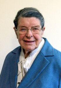 Sister Mary Morgan