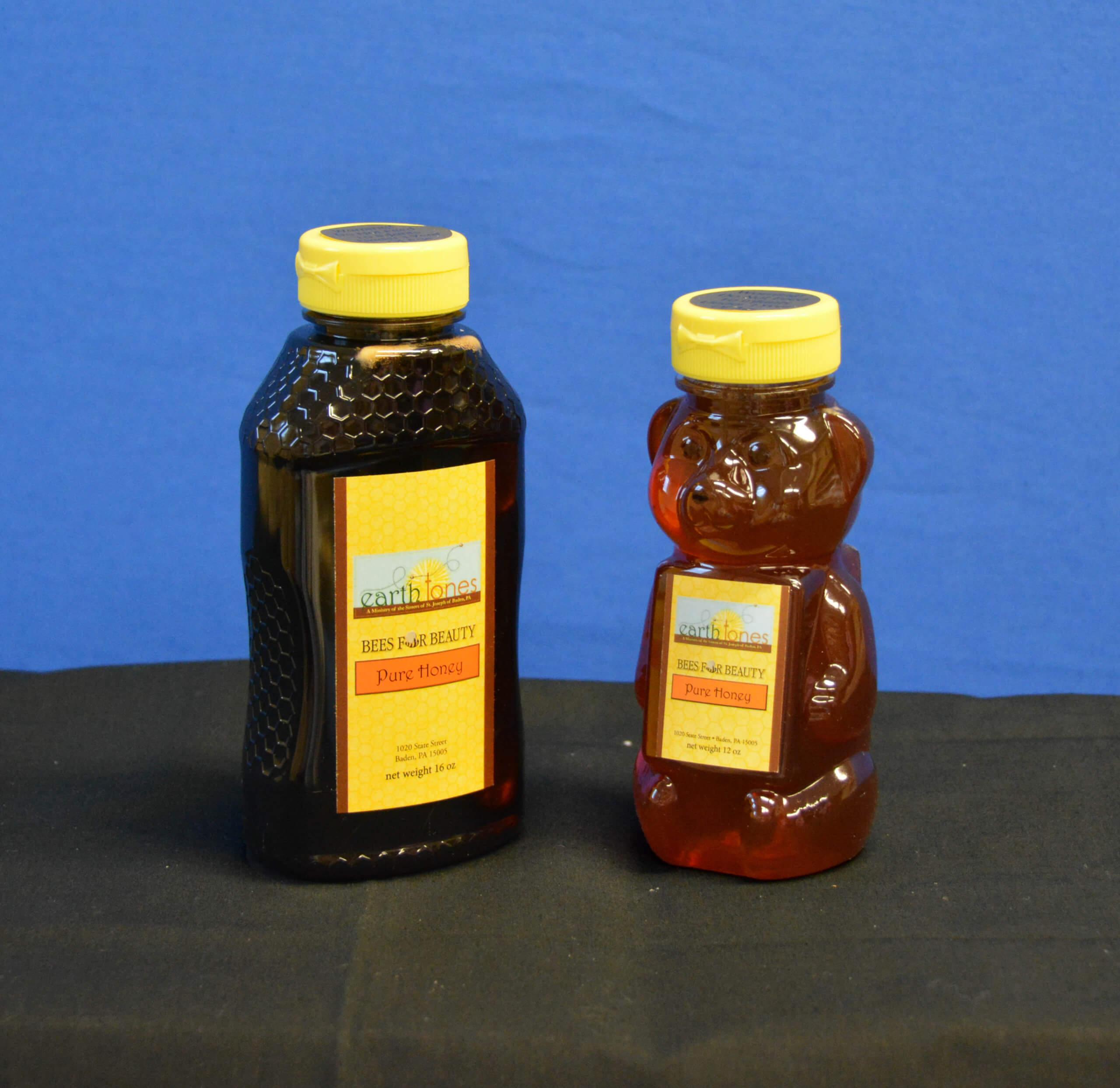 raw seasonal honey